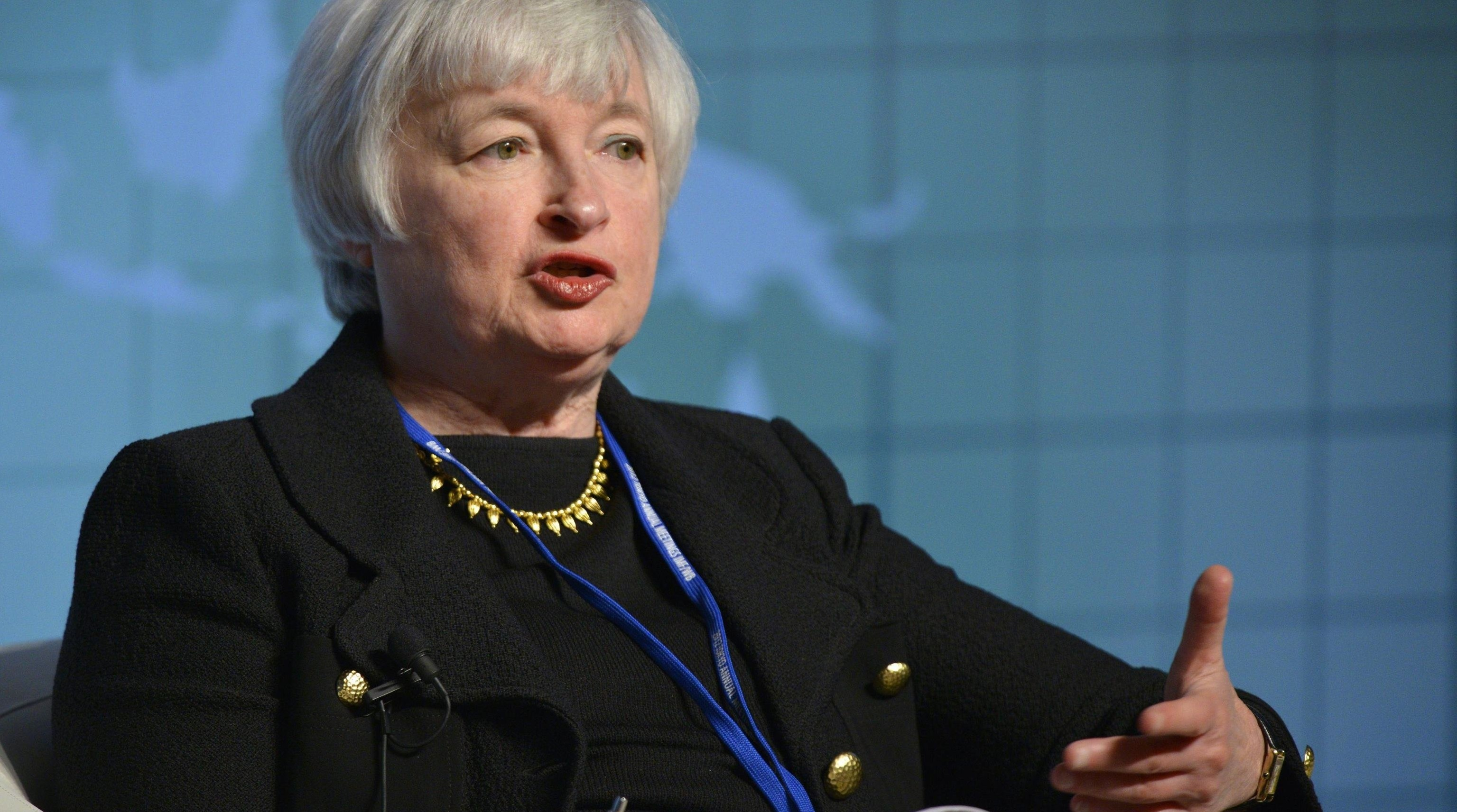 janet yellen - photo #28