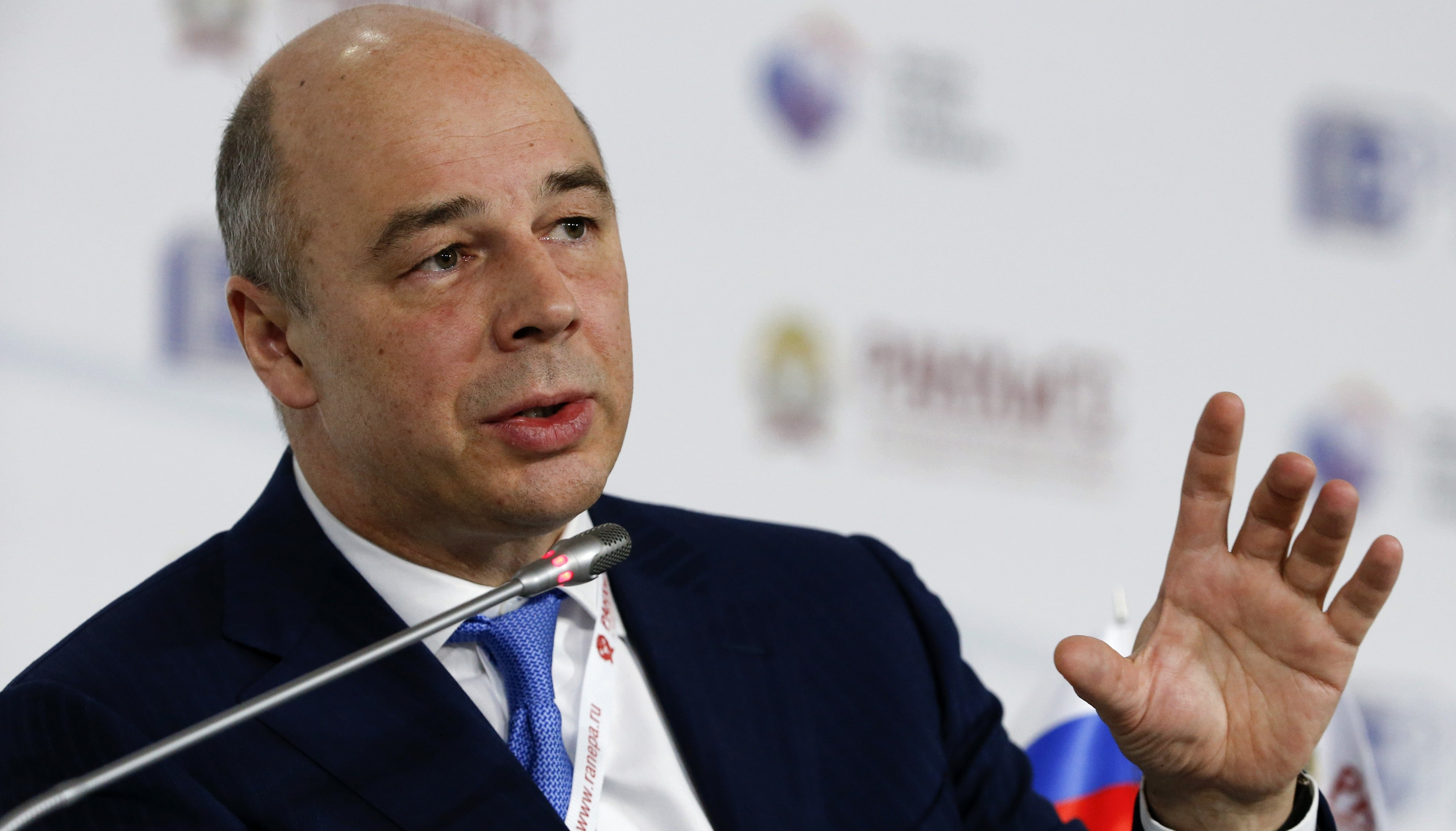 Anton Siluanov gave a forecast about the price of oil
