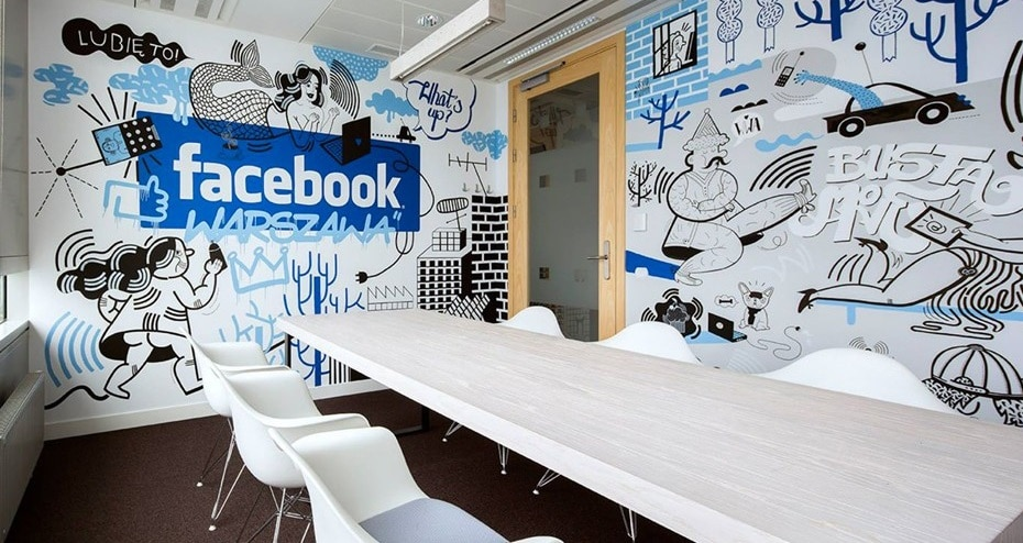 Facebook office london finance and markets facebook office london publicscrutiny Choice Image