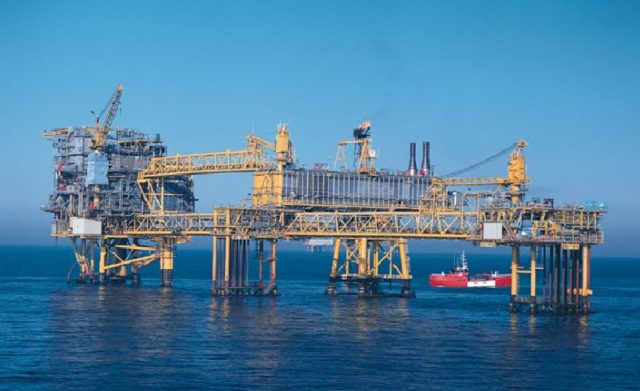 Tyra offshore field