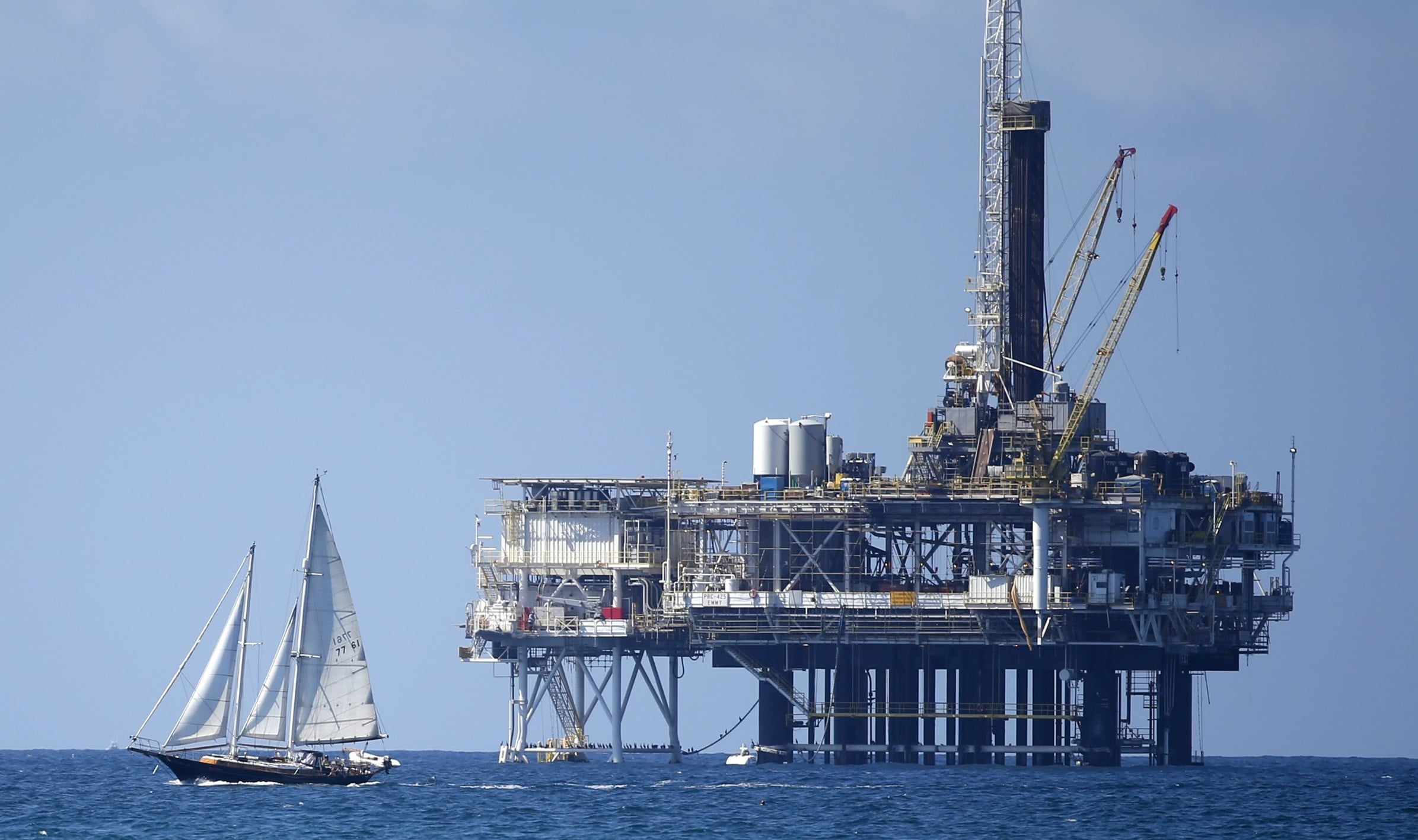 Donald Trump's administration offers massive increase in US offshore oil zones