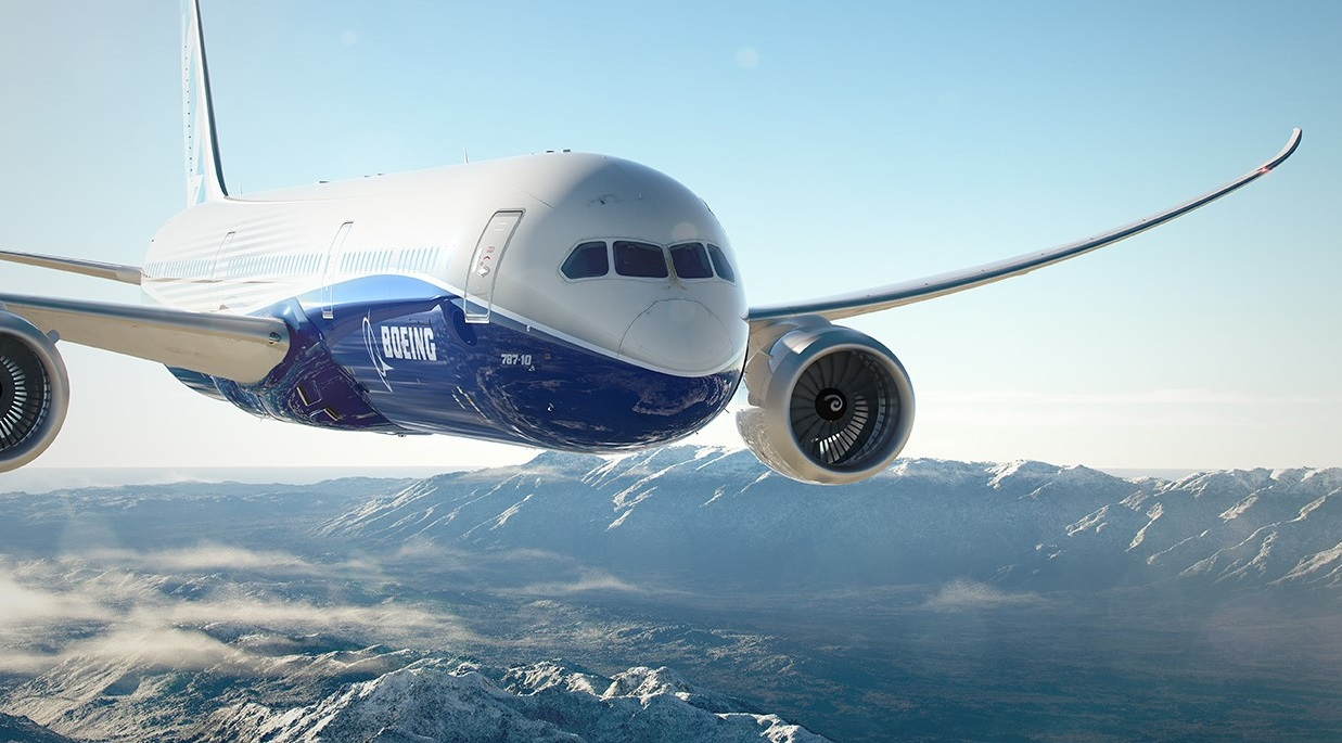 Net profit of Boeing increased by 1.7 times in 2017