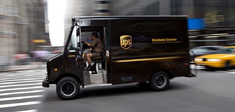 UPS filed a lawsuit against the EU for 2.1 billion USD