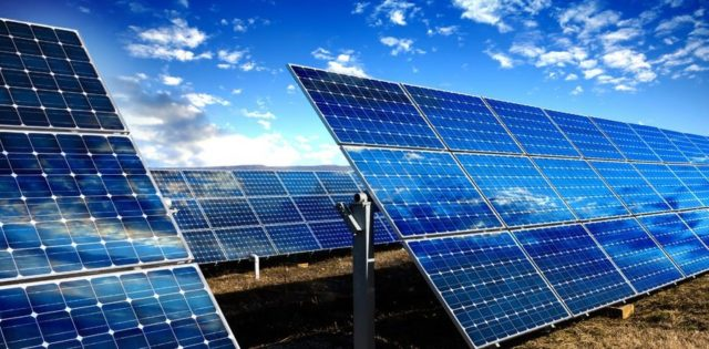 solar projects abroad