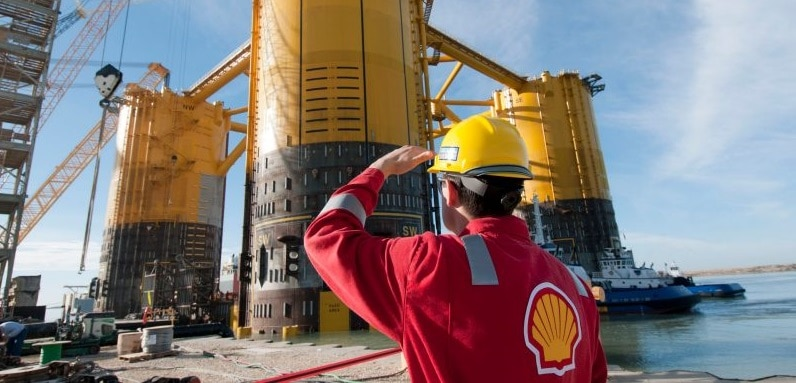 Oil giant Royal Dutch Shell starts selling electricity
