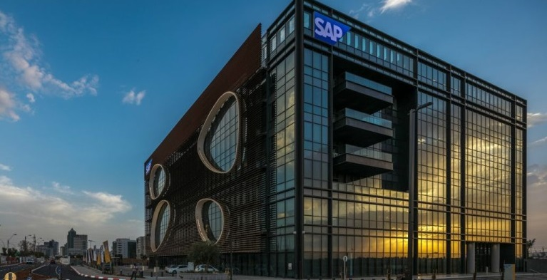 SAP becomes the most valuable German company