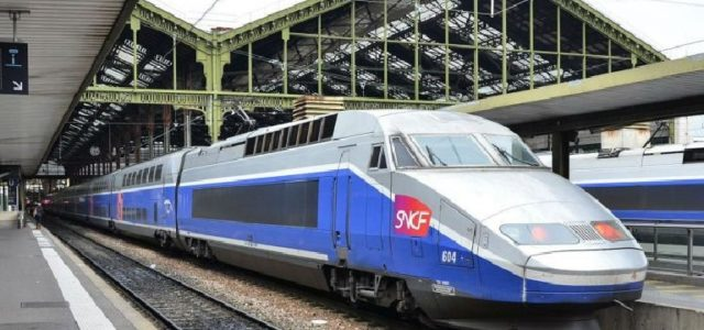 SNCF railways