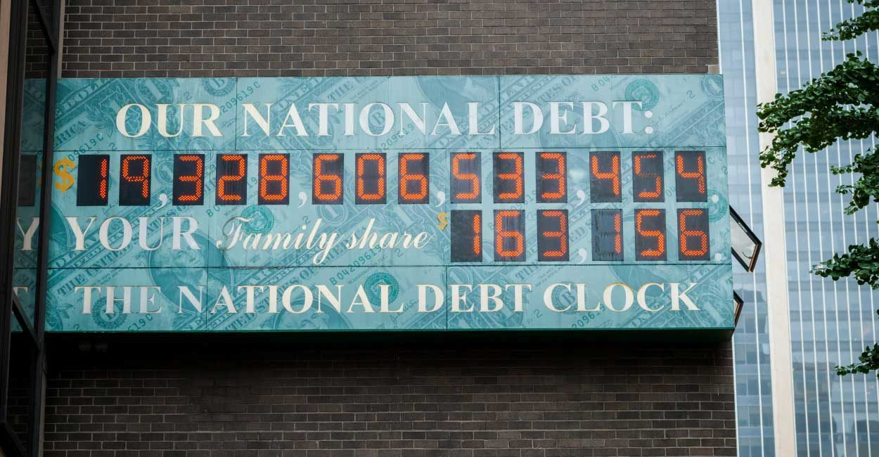 How The National Debt Impacts Your Income And Retirement