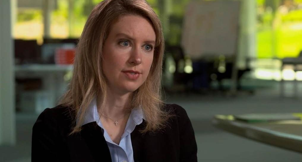 Founder of blood testing company Theranos goes to court for fraud
