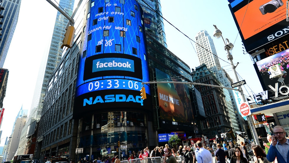 Nasdaq ended trading session on red after facebooks collapse facebook index nasdaq publicscrutiny Choice Image