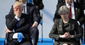 Trump-May meeting