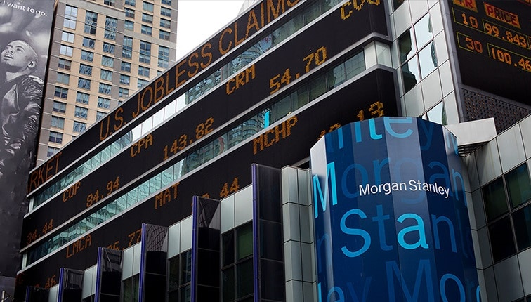 The banking sector supported Wall Street indexes   Finance and Markets