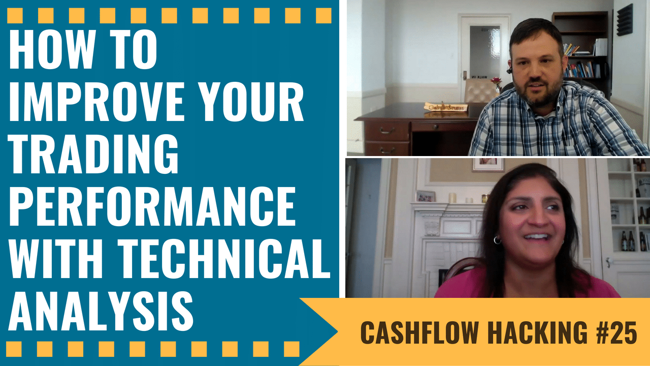 How To Improve Your Trading Performance With Technical Analysis | Cashflow Hacking Ep #25 Hima Reddy