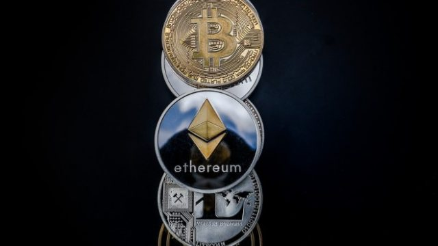 Cryptocurrencies Ethereum