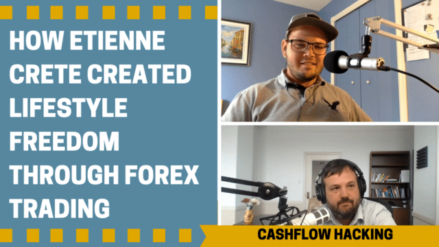 How Etienne Crete Created Lifestyle Freedom Through FOREX Trading - 31