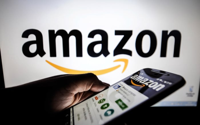 Amazon has donated more than 100 million USD for charity since 2013