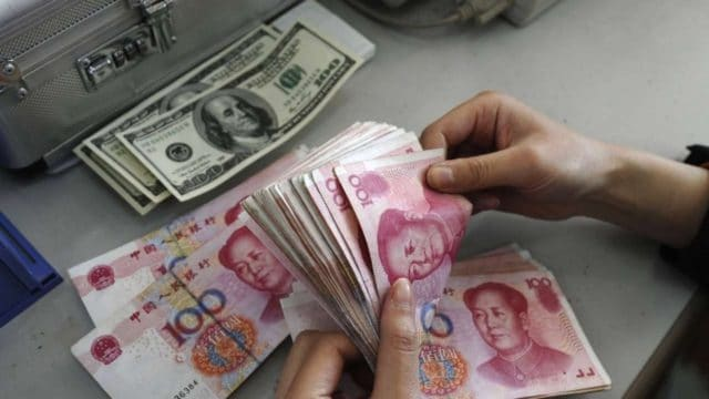 Chinese foreign exchange