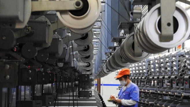 The profit growth of the Chinese industrial companies slowed for the fifth consecutive month