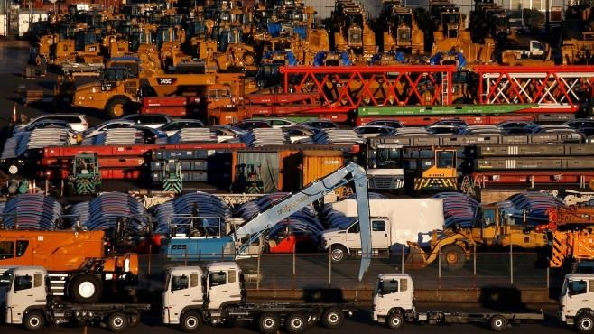 Japan reported a trade surplus of 139.6 billion JPY in September 2018