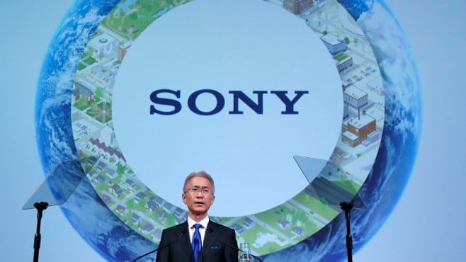 Sony raised its annual operating profit forecast by 30% after a strong quarter