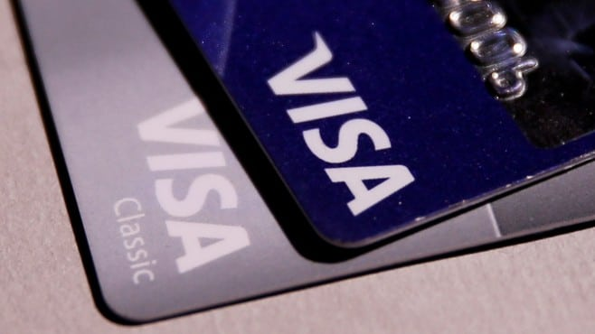 Strong consumer spending supported Visa's profit growth