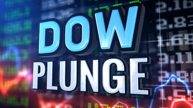 Wall Street blue-chip index Dow Jones extended its loses