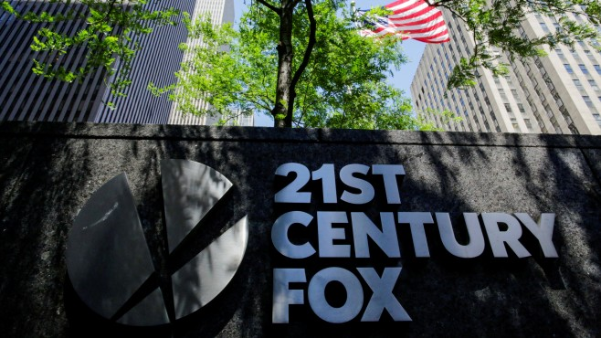 The media giant 21st Century Fox reported earnings growth in Q4 2018