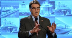 Rick Perry US energy