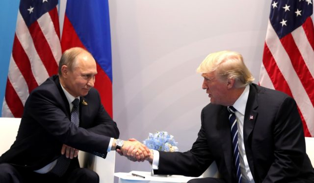 US Russia relations