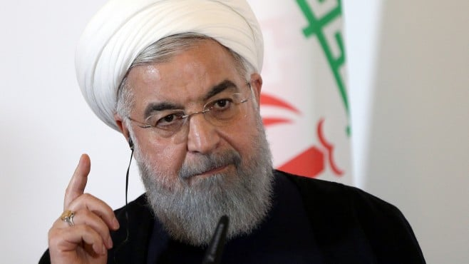 Iran will resist the sanctions imposed by the United States