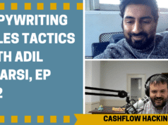 Copywriting Sales Tactics with Adil Amarsi, Ep #42