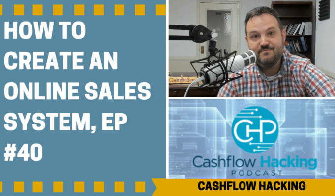 How to Create an Online Sales System, Ep #40