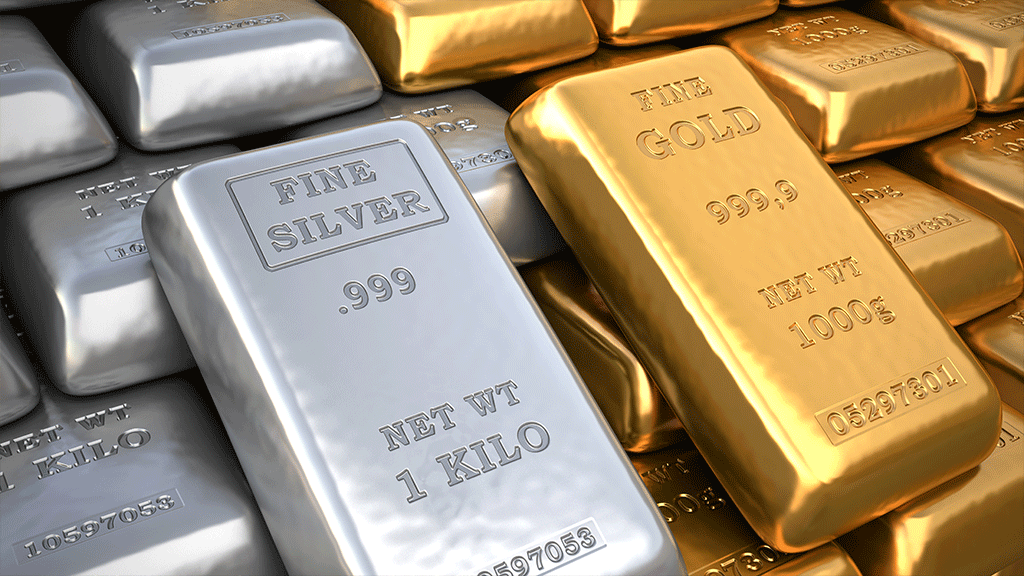 Gold rally continues after depreciation of the US dollar