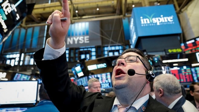 Wall Street indexes recorded growth thanks to good financial reports