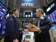 Wall Street stock indexes