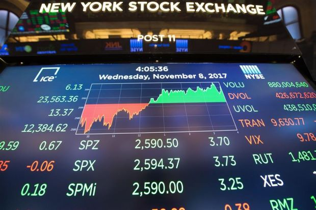 Dow Jones ended its sixth consecutive week of growth | Finance and Markets