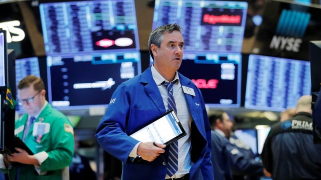 Dow Jones recorded its strongest quarterly growth since 2013