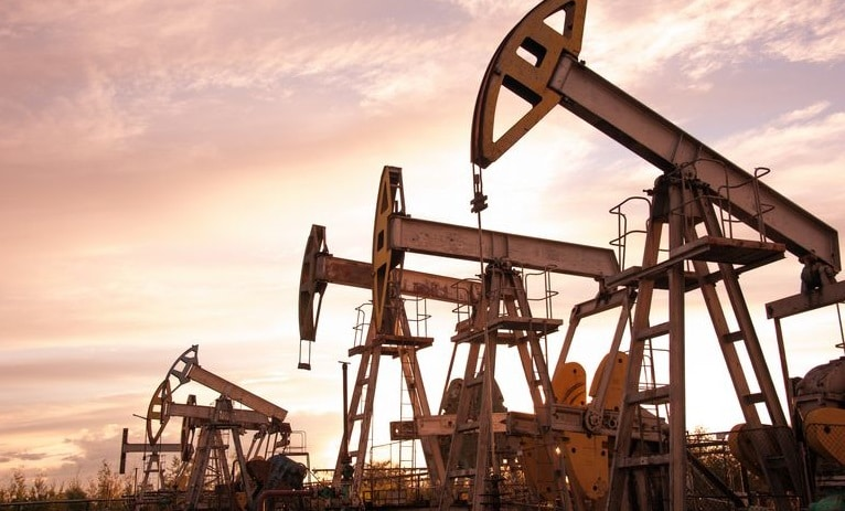 Crude oil trading is volatile amid growing tensions in the Middle East