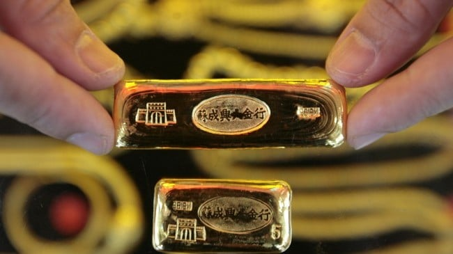 Gold price drops to fresh two-week lows