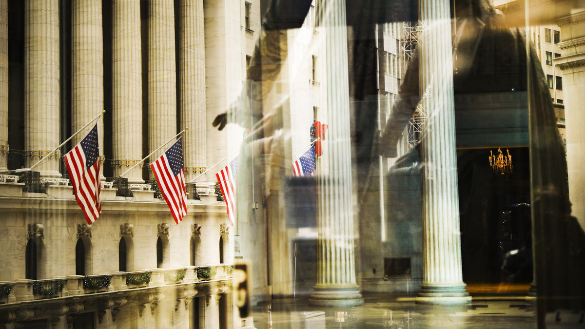 Wall Street indexes rose modestly on Friday, but ended another week into the red