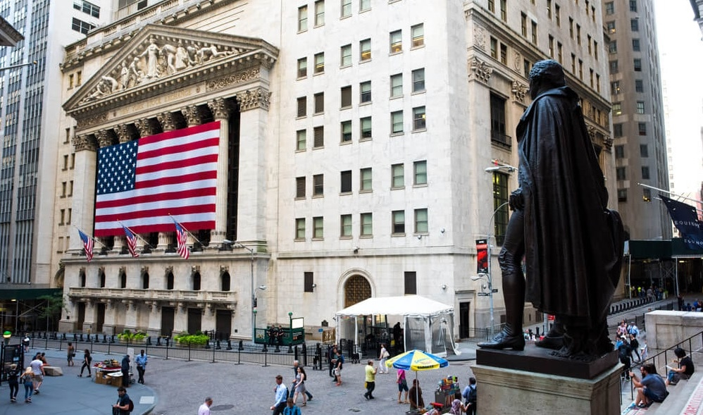 Investors on the NYSE are optimistic before the Fed meeting