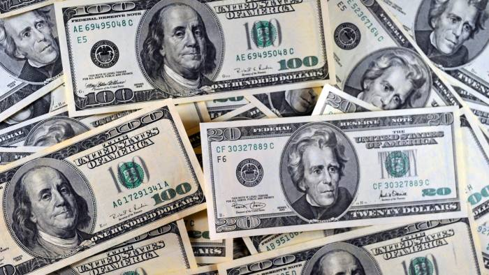 US Dollar is inching lower amid strong Euro