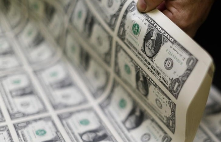 US dollar fell to a five-month low amid expectation of interest rate adjustment