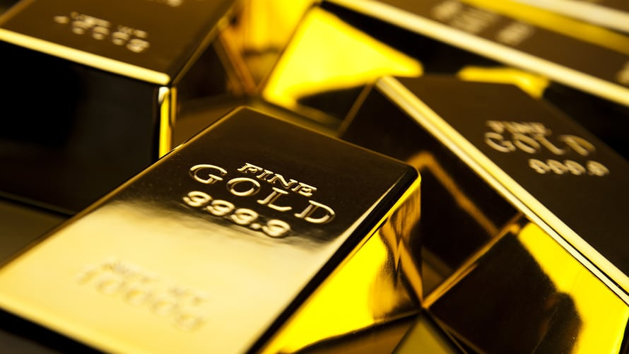 Gold prices edged higher on Tuesday amid rate cut hopes