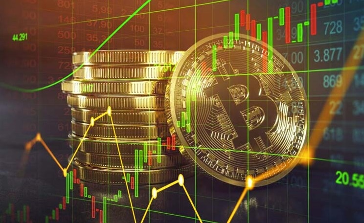 Bitcoin dropped below the long-term price support of 10,000 USD