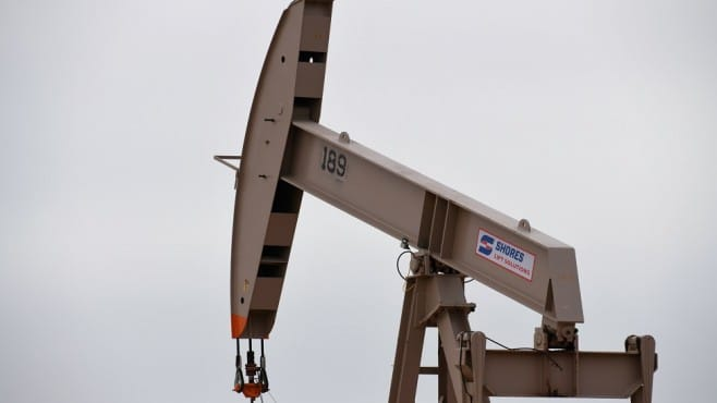 Crude oil rose for the fifth consecutive day amid lower US inventories
