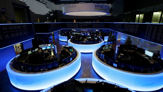 European equities ended Thursday trading session with slight gains