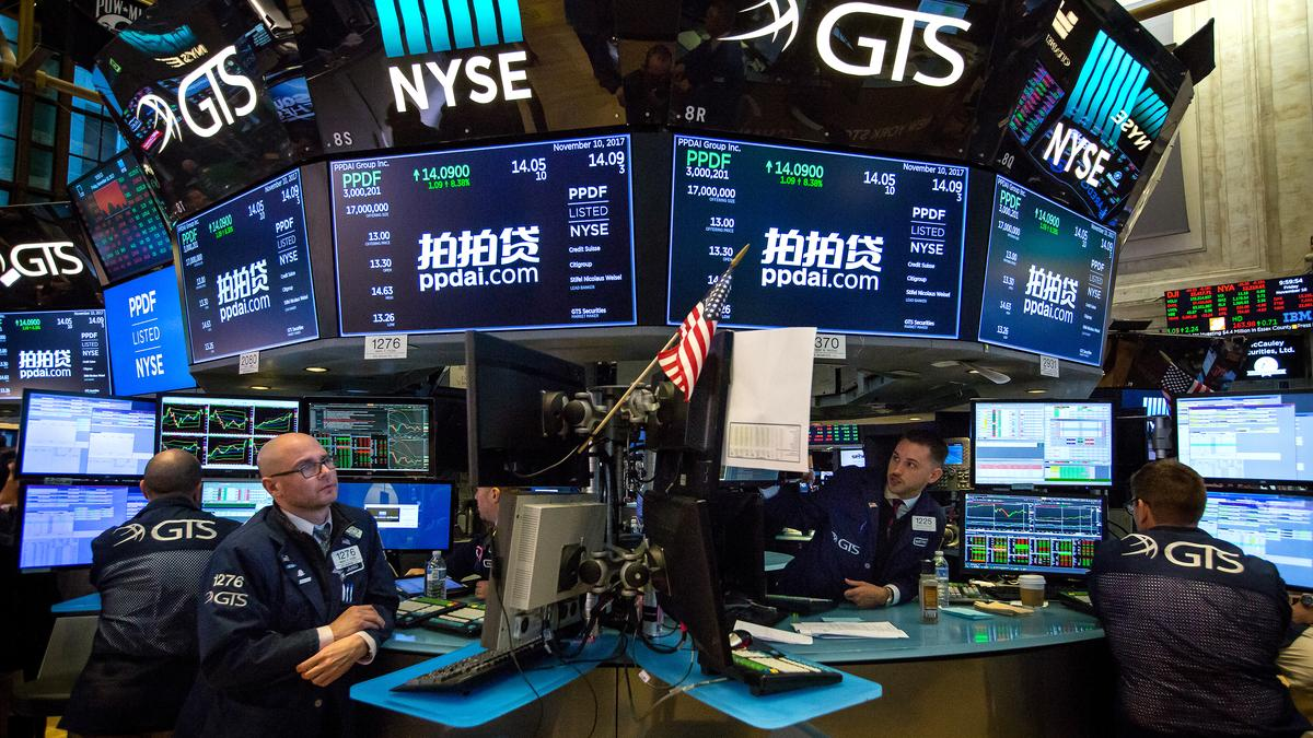 Stocks perk up on U.S.-China trade truce