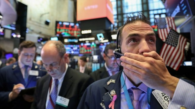 Wall Street stock markets declined on Tuesday amid renewed trade tensions