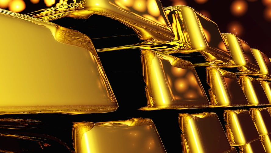 Gold prices fell to one-week low with bears challenge 1,390 USD support area